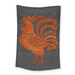 Chicken year Small Tapestry