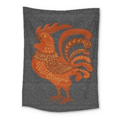 Chicken year Medium Tapestry