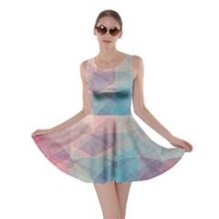 Colorful light Skater Dress