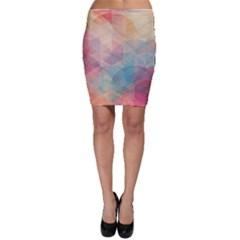 Colorful light Bodycon Skirt
