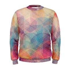 Colorful light Men s Sweatshirt