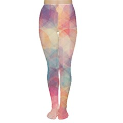 Colorful light Women s Tights