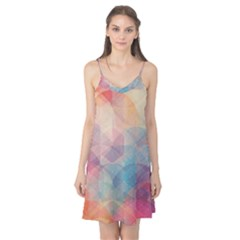 Colorful light Camis Nightgown