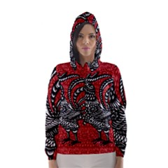 Year of the Rooster Hooded Wind Breaker (Women)