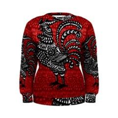 Year of the Rooster Women s Sweatshirt