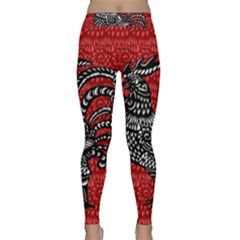 Year of the Rooster Classic Yoga Leggings