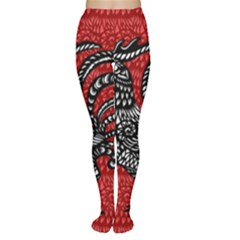 Year of the Rooster Women s Tights