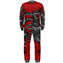 Year of the Rooster OnePiece Jumpsuit (Men)