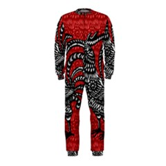 Year of the Rooster OnePiece Jumpsuit (Kids)