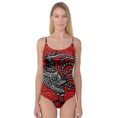 Year of the Rooster Camisole Leotard