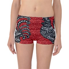 Year of the Rooster Boyleg Bikini Bottoms