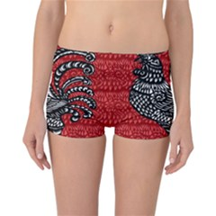 Year of the Rooster Reversible Bikini Bottoms
