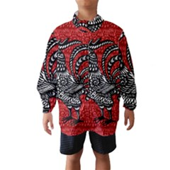 Year of the Rooster Wind Breaker (Kids)
