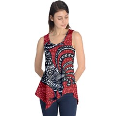 Year of the Rooster Sleeveless Tunic