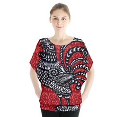 Year of the Rooster Blouse