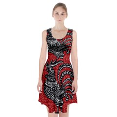 Year of the Rooster Racerback Midi Dress
