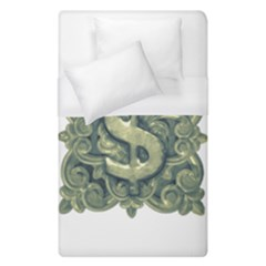 Money Symbol Ornament Duvet Cover (Single Size)