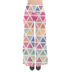 Colorful triangle Pants