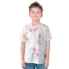 Lovely flowers Kids  Cotton Tee