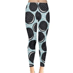 Cute oreo Classic Winter Leggings