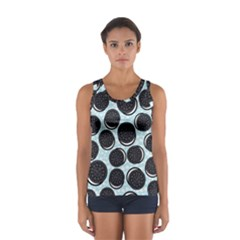 Cute oreo Women s Sport Tank Top