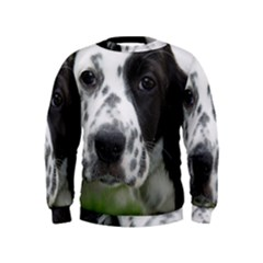 English Setter Kids  Sweatshirt