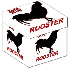 Year of the Rooster - Chinese New Year Storage Stool 12