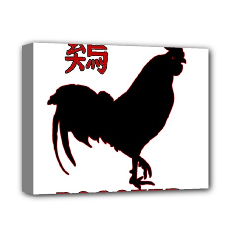 Year of the Rooster - Chinese New Year Deluxe Canvas 14  x 11