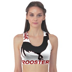 Year of the Rooster - Chinese New Year Sports Bra
