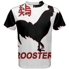 Year of the Rooster - Chinese New Year Men s Cotton Tee