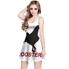 Year of the Rooster - Chinese New Year Reversible Sleeveless Dress