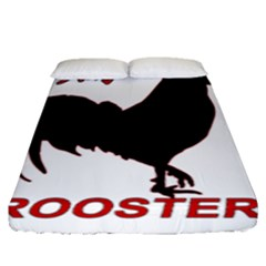 Year of the Rooster - Chinese New Year Fitted Sheet (Queen Size)