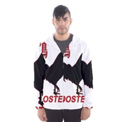 Year of the Rooster - Chinese New Year Hooded Wind Breaker (Men)