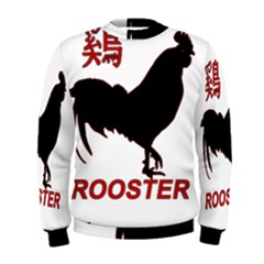 Year of the Rooster - Chinese New Year Men s Sweatshirt