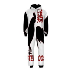 Year of the Rooster - Chinese New Year Hooded Jumpsuit (Kids)