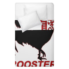 Year of the Rooster - Chinese New Year Duvet Cover Double Side (Single Size)