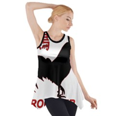 Year of the Rooster - Chinese New Year Side Drop Tank Tunic