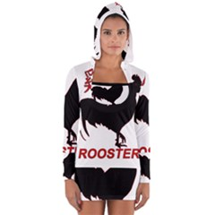 Year of the Rooster - Chinese New Year Women s Long Sleeve Hooded T-shirt