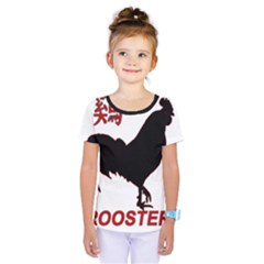 Year of the Rooster - Chinese New Year Kids  One Piece Tee