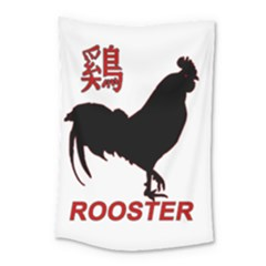 Year of the Rooster - Chinese New Year Small Tapestry