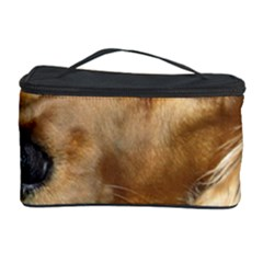 Red Cocker Spaniel Red Cosmetic Storage Case