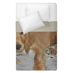 Red Cocker Spaniel Puppy Duvet Cover Double Side (Single Size)
