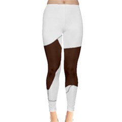 English Springer Spaniel Silo Color Leggings
