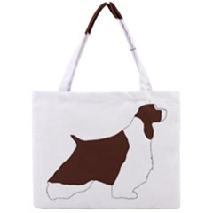 English Springer Spaniel Silo Color Mini Tote Bag