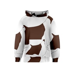 English Springer Spaniel Silo Color Kids  Pullover Hoodie
