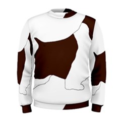 English Springer Spaniel Silo Color Men s Sweatshirt