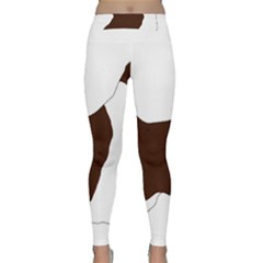 English Springer Spaniel Silo Color Classic Yoga Leggings