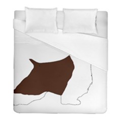 English Springer Spaniel Silo Color Duvet Cover (Full/ Double Size)