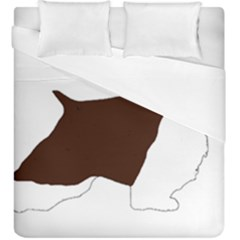 English Springer Spaniel Silo Color Duvet Cover Double Side (King Size)