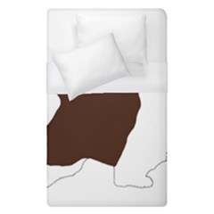 English Springer Spaniel Silo Color Duvet Cover (Single Size)
